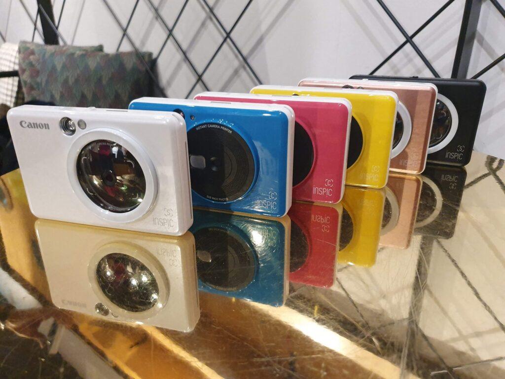 Canon iNSPiC Instant Camera
