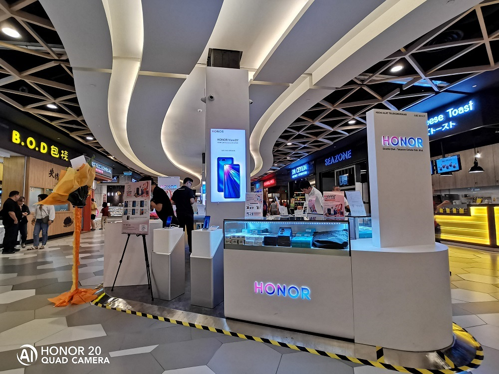 HONOR Experiential Store