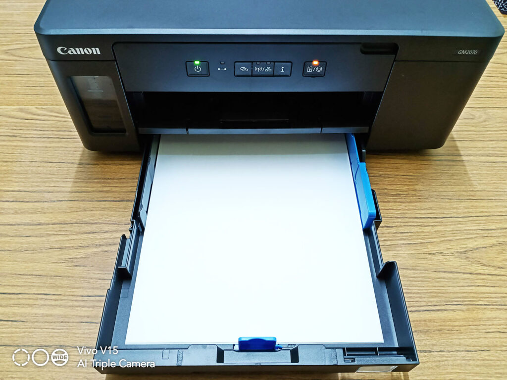 Canon Pixma GM2070 Review: Speed Up Your Printing Needs