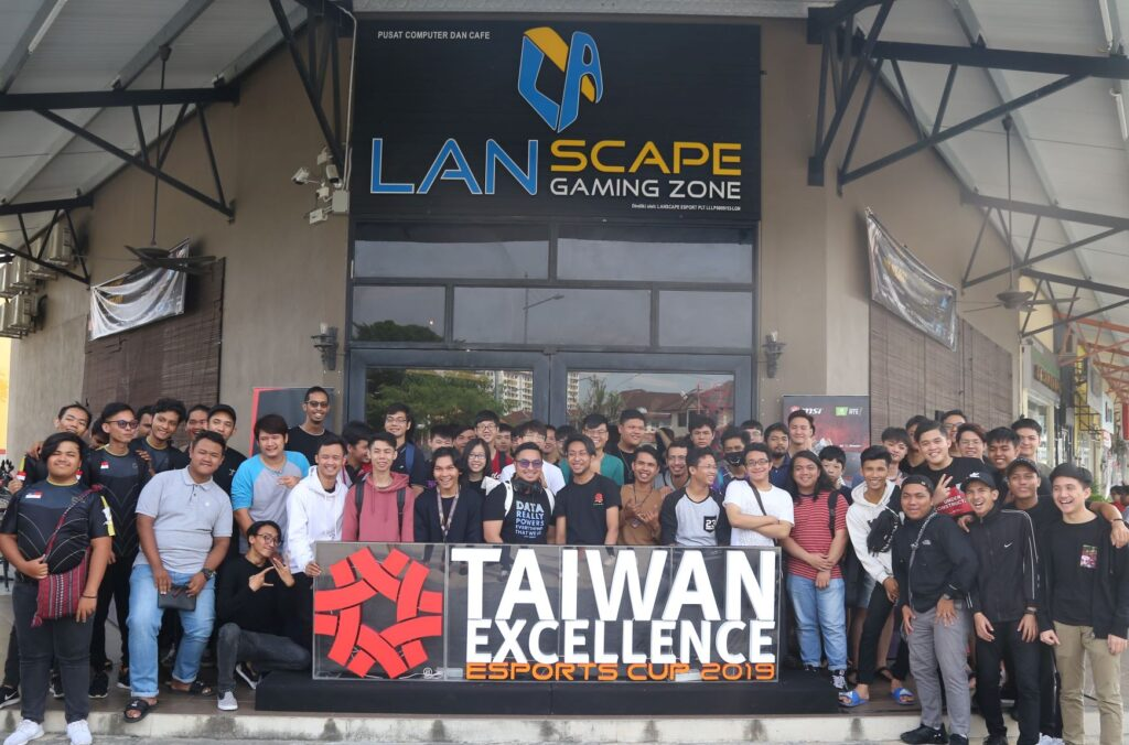 Taiwan Excellence Esports Cup LAN Qualifiers