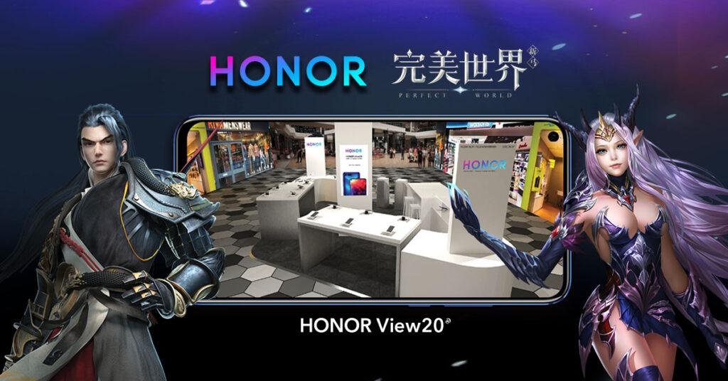 HONOR x Perfect World