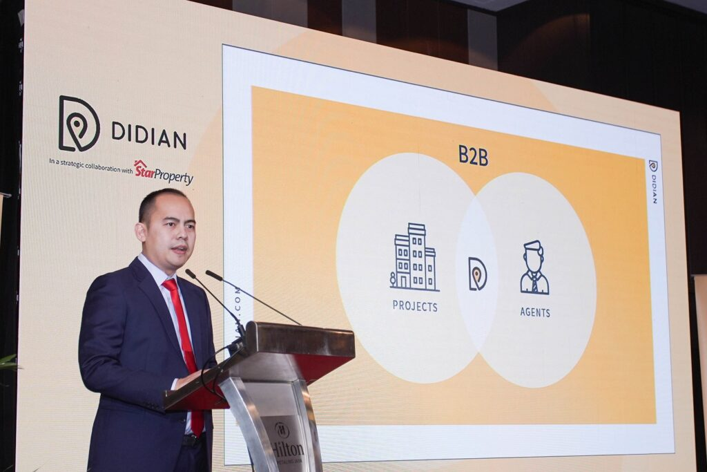 Didian Launches Malaysia's First B2B Property Marketplace