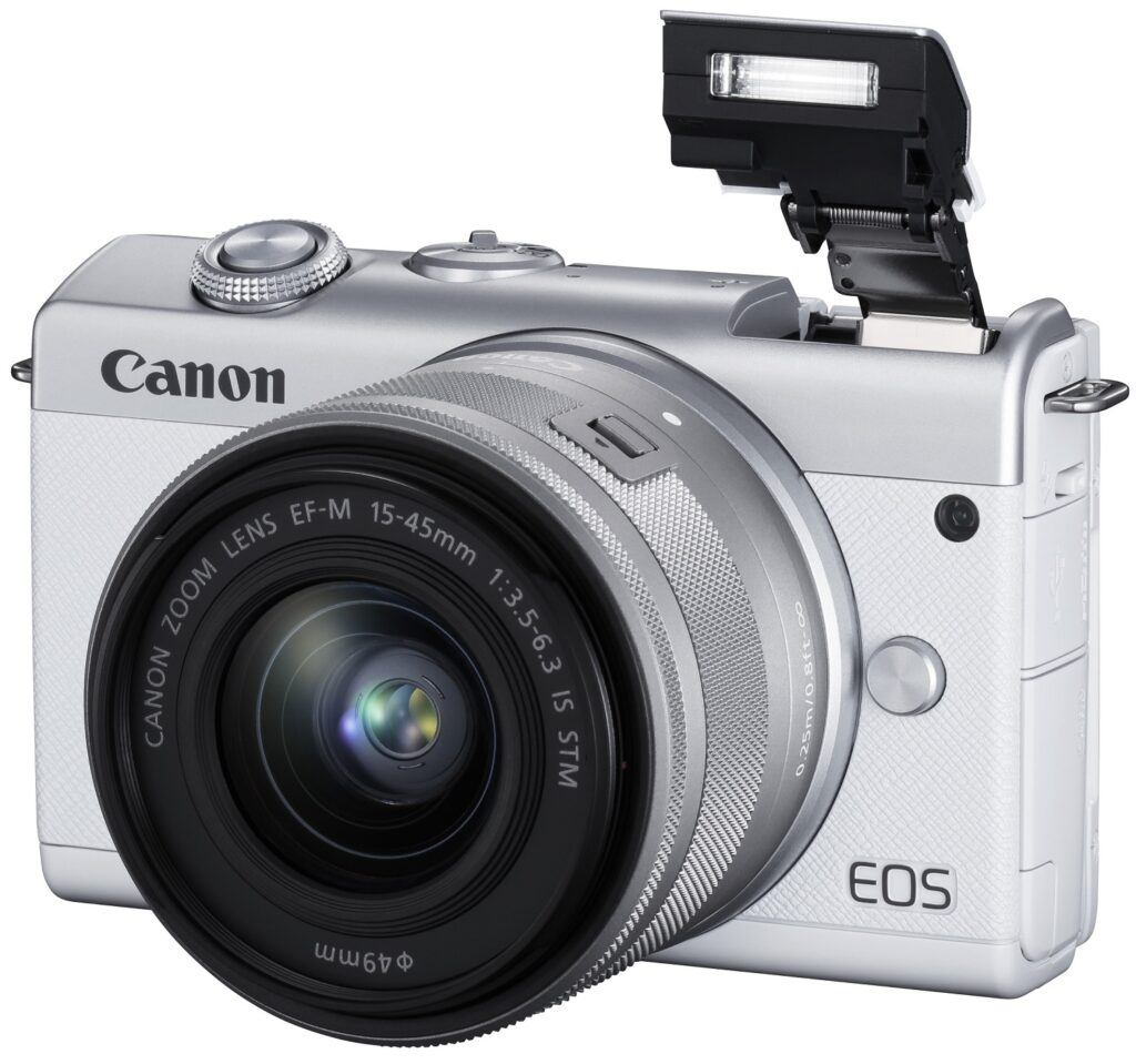 Expand Your Creative Horizons With The New Canon EOS M200