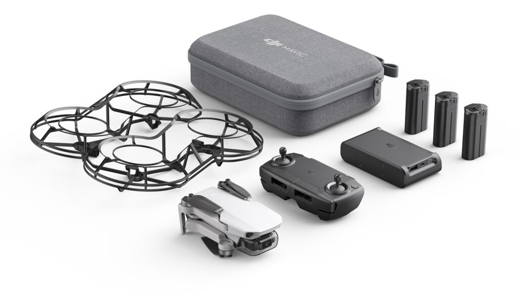 DJI Mavic Mini - Lightest And Smallest Foldable Drone Debuts in Malaysia