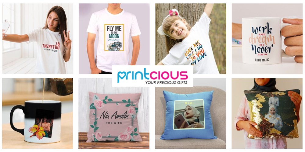 Printing Your Precious Gift with Printcious