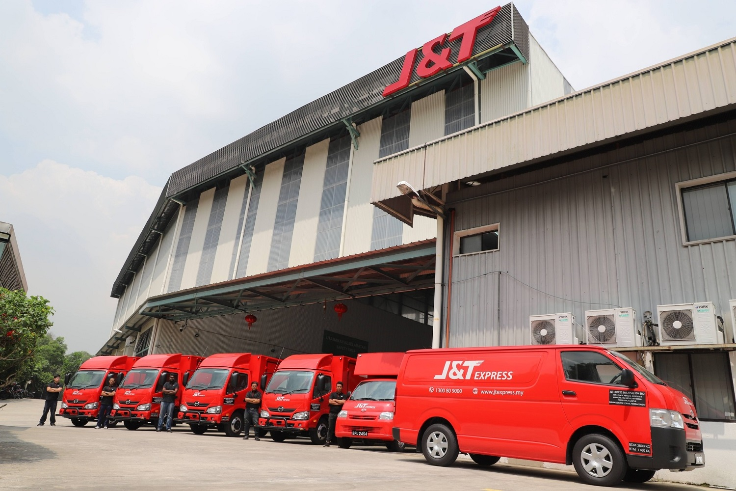 J&T Express Boosts Capabilities and Services Via HUAWEI CLOUD
