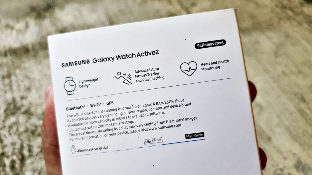 Samsung Galaxy Watch Active 2 Review - Simple Yet Powerful