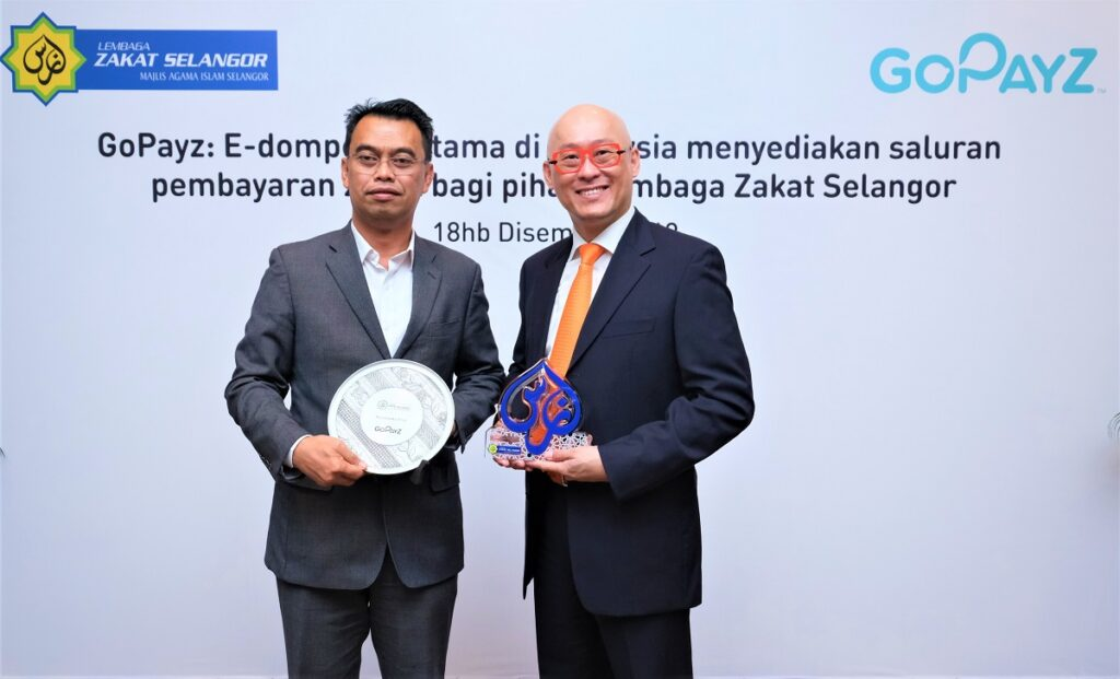 GoPayz Is Malaysia's First E-Wallet to Offer Zakat Selangor Fulfilment