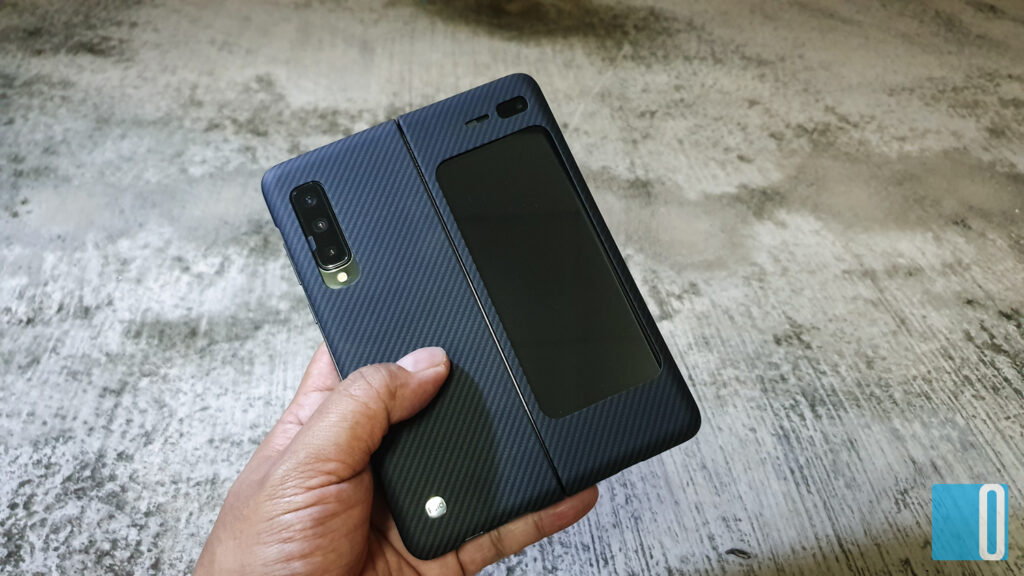 Samsung Galaxy Fold Review by Ohsem.me