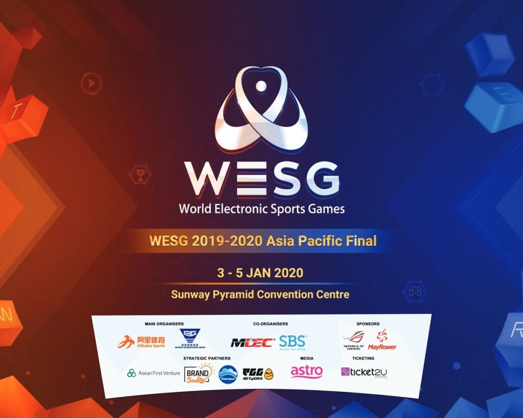 World Electronic Sports Games 2019-2020 Asia Pacific Final