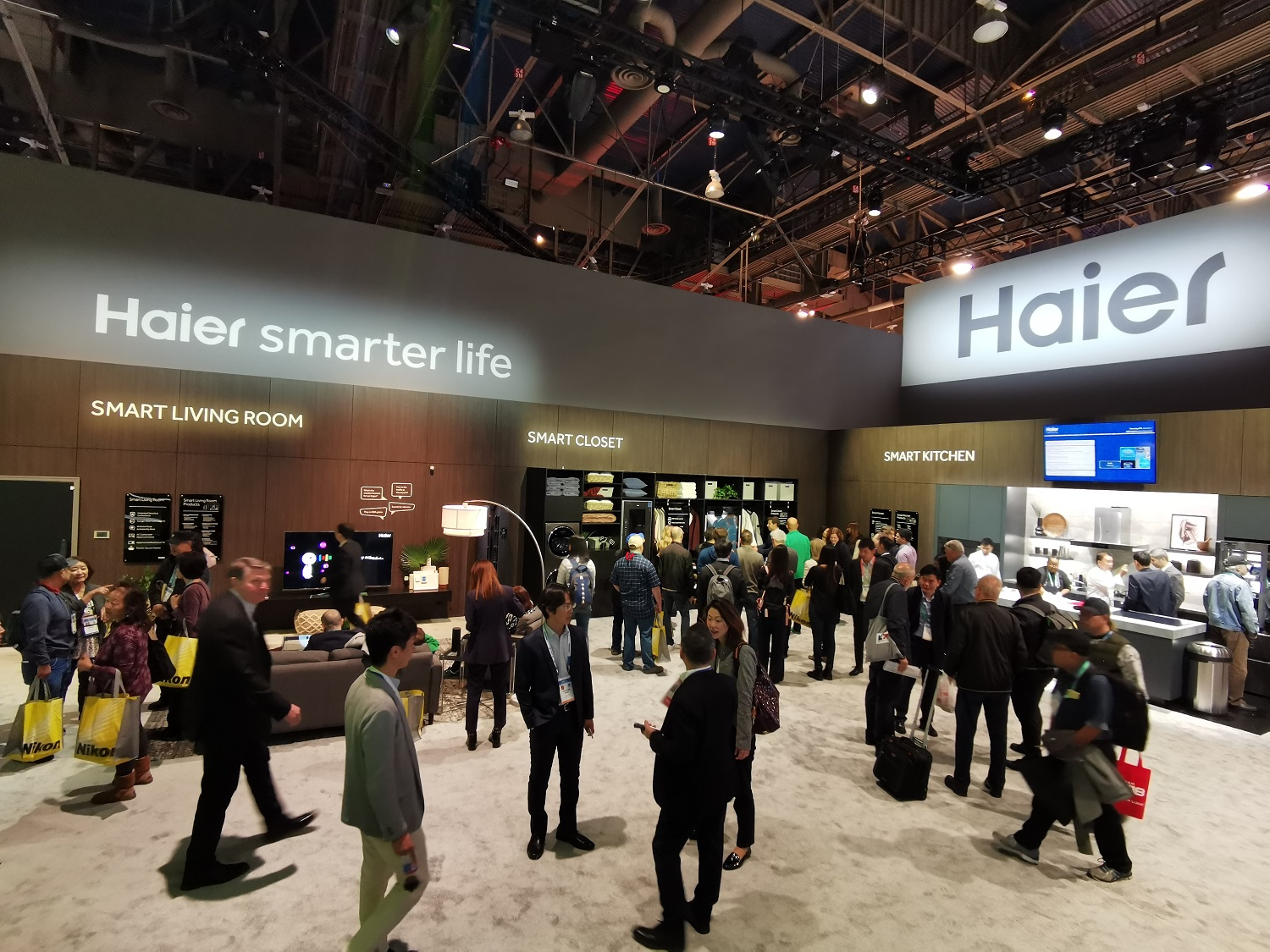 Haier Defines the Future of Smart Homes at CES 2020