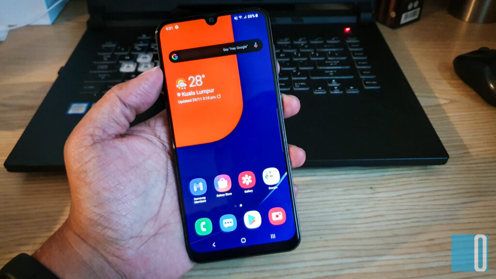 Samsung Galaxy A50s Review