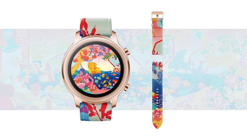 """An Innovative Fusion of Pop Art and Chinese Craftmanship with """"Floral Horse"""" and """"Shanghai Tang Café"""""""