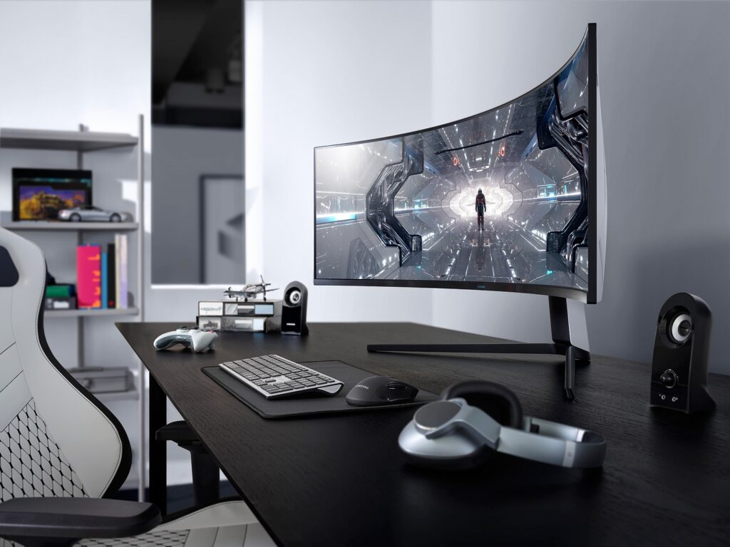 Samsung Unveils New Odyssey Gaming Monitor Line-up
