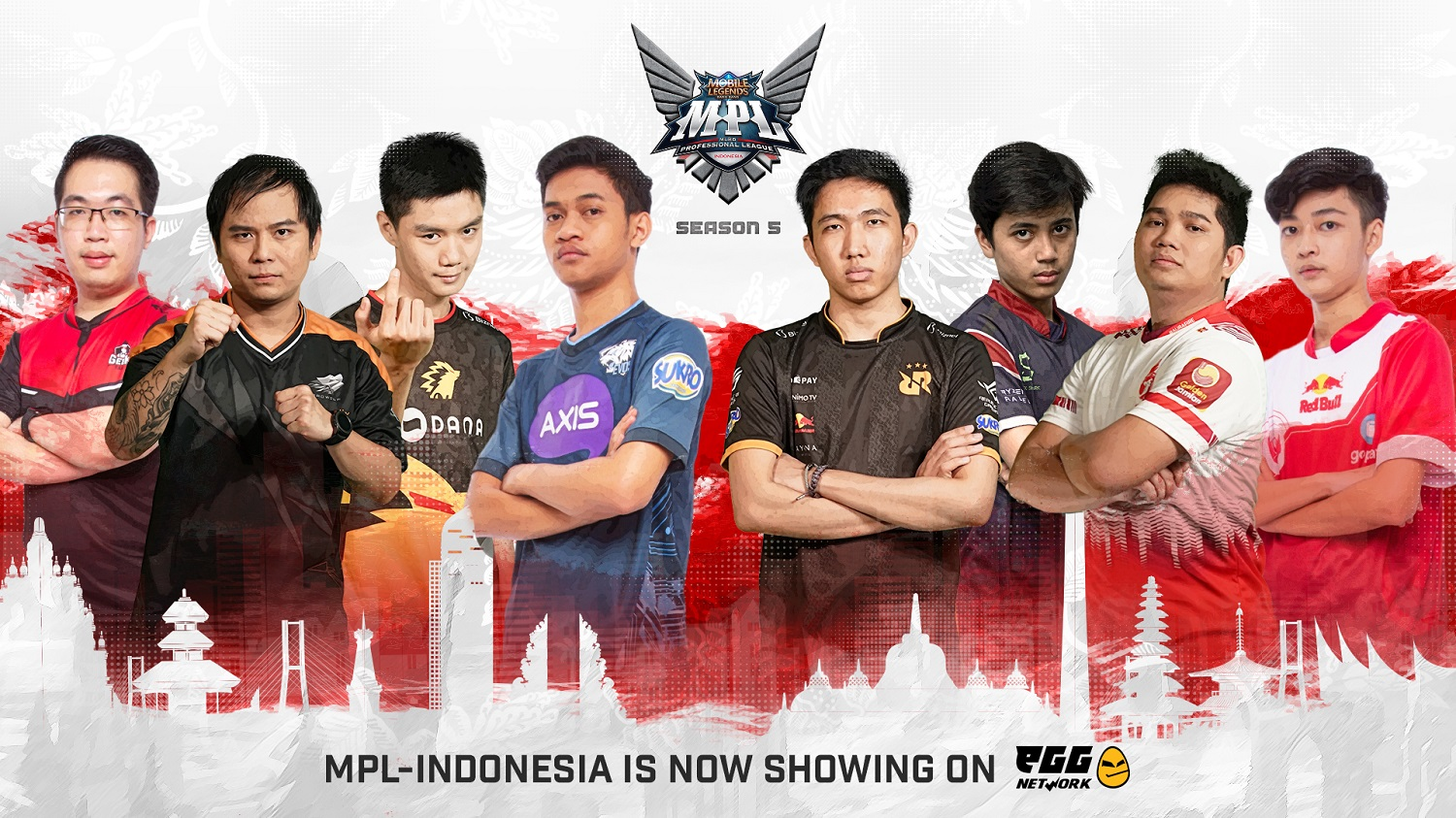 Malaysian Fans Can Catch the MLBB Professional League Indonesia Season 5 LIVE on TV