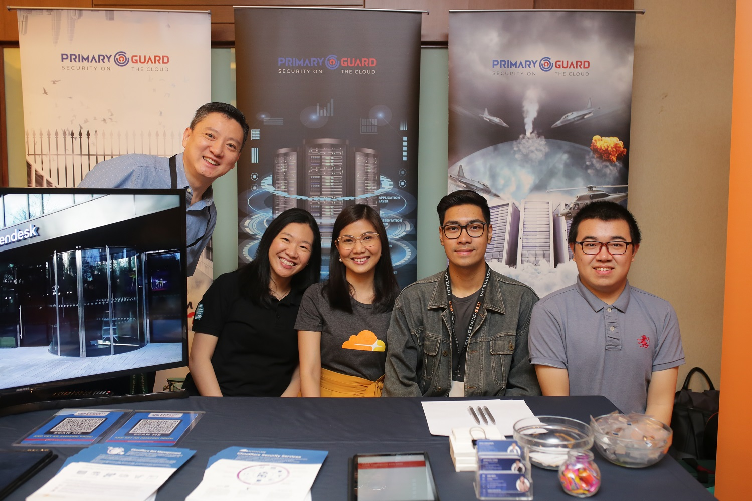 Primary Guard and Cloudflare Share IR 4.0 Cyber Trends and Threats at Cyber Intelligence Asia 2020
