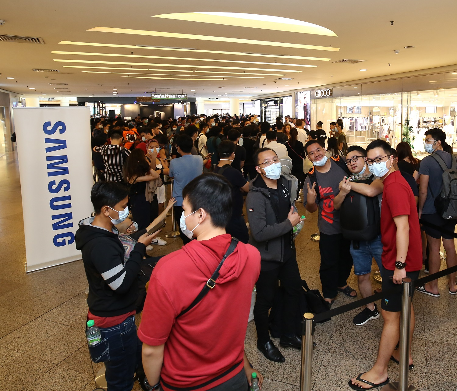 Malaysians Take a Massive Leap with the  All-New Samsung Galaxy S20!