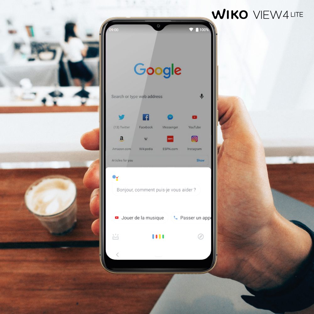Ultra-Large Features. Incredible Price: New Wiko View4 Lite Debuts at Rm399
