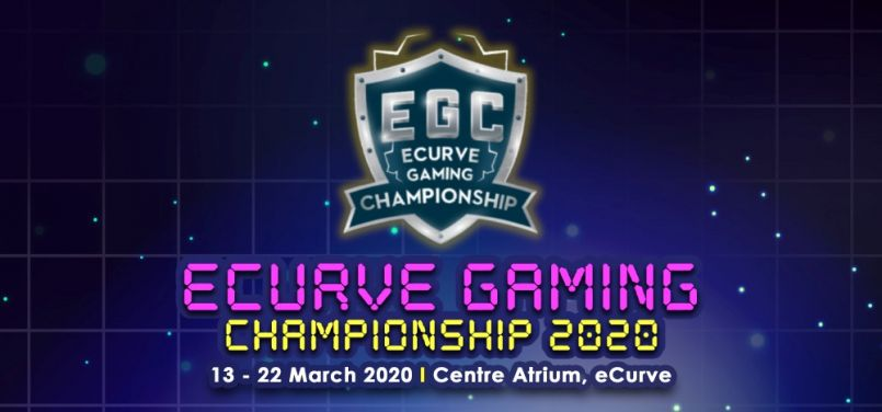 Fun, Games and Prizes in Store at eCurve Gaming Championship