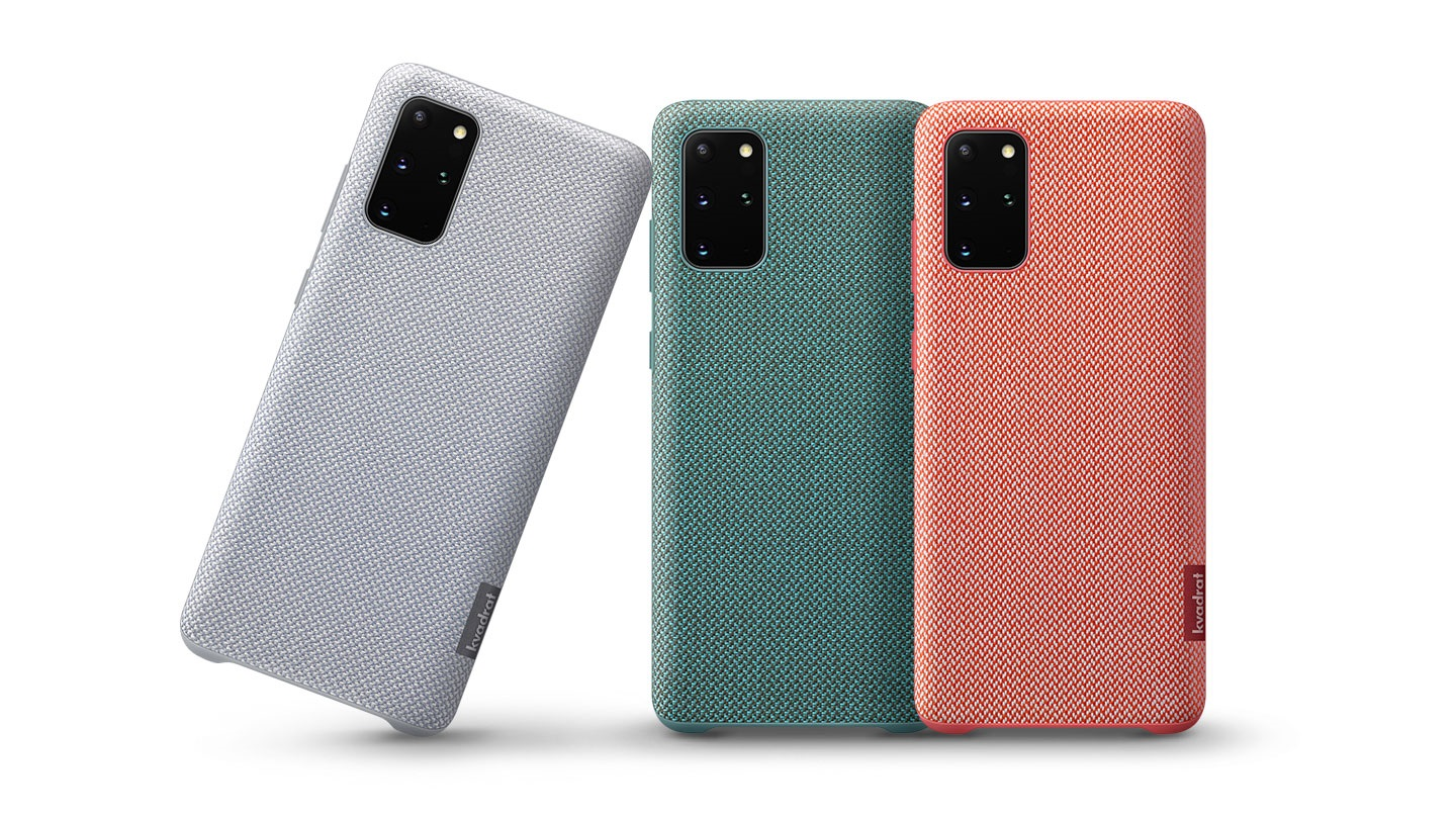 Upcycling for Good: Samsung and Sustainable Textile Brand Kvadrat Eco-Friendly Accessory Line