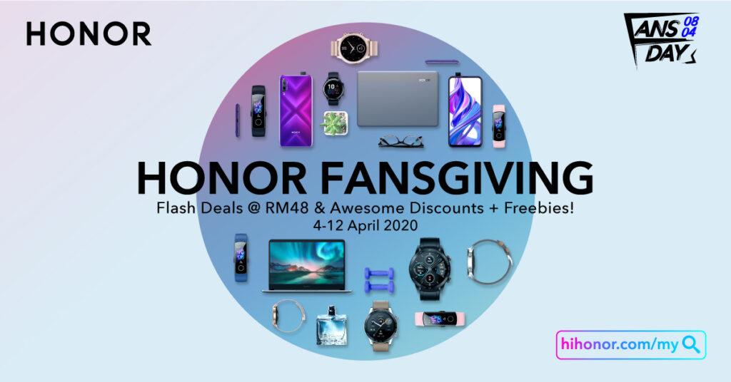 Honor Fansgiving
