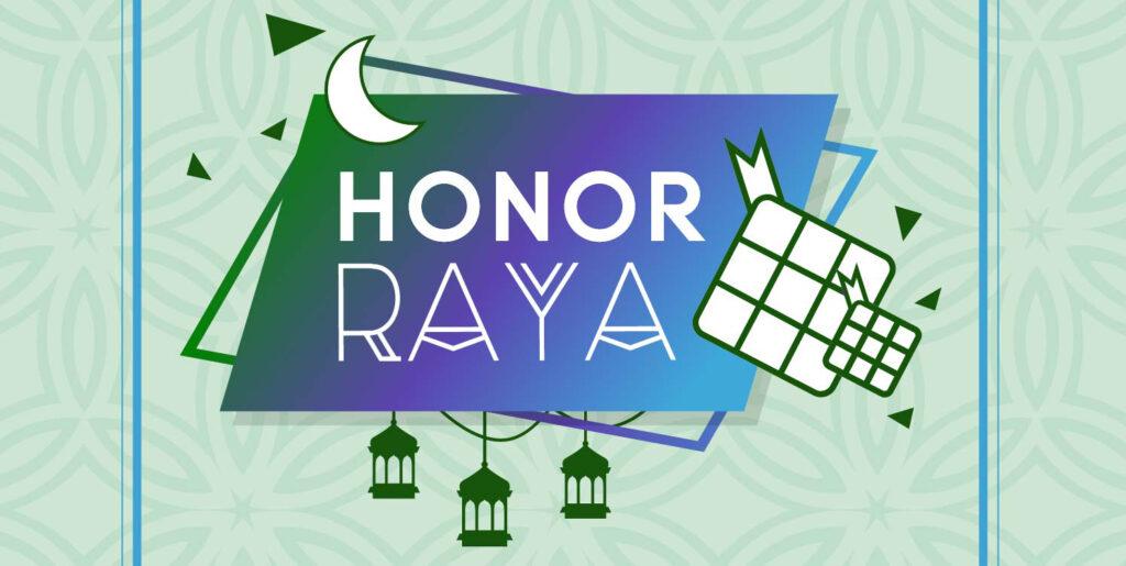 Fantastik Raya Bersama Honor
