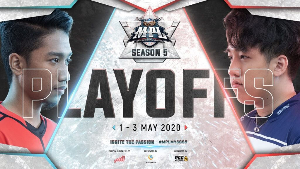 Mobile Legends: Bang Bang Professional League MY/SG Season 5 Playoffs is Here!
