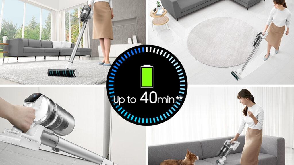Samsung Jet 70 easy Vacuum Cleaner