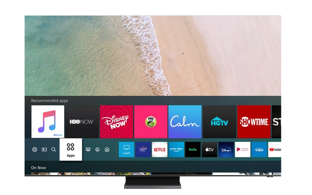 Starting Today, Samsung Brings Apple Music to its Smart TVs