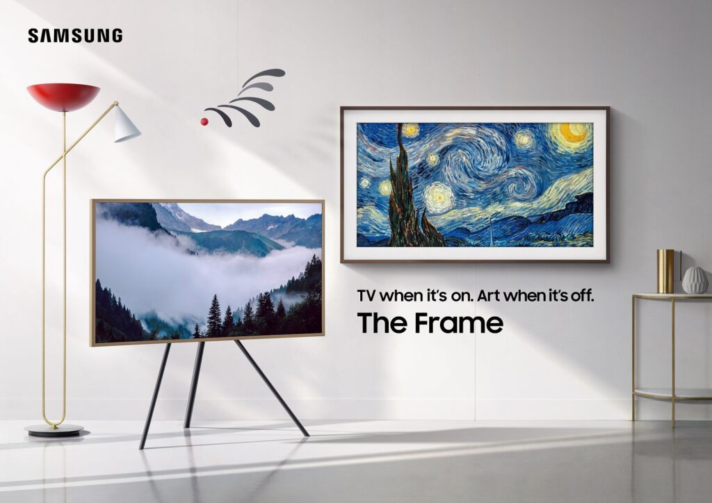 "Samsung's New Lifestyle TV ""The Sero"", ""The Serif"", and ""The Frame"" to Make their Debut in Malaysia"
