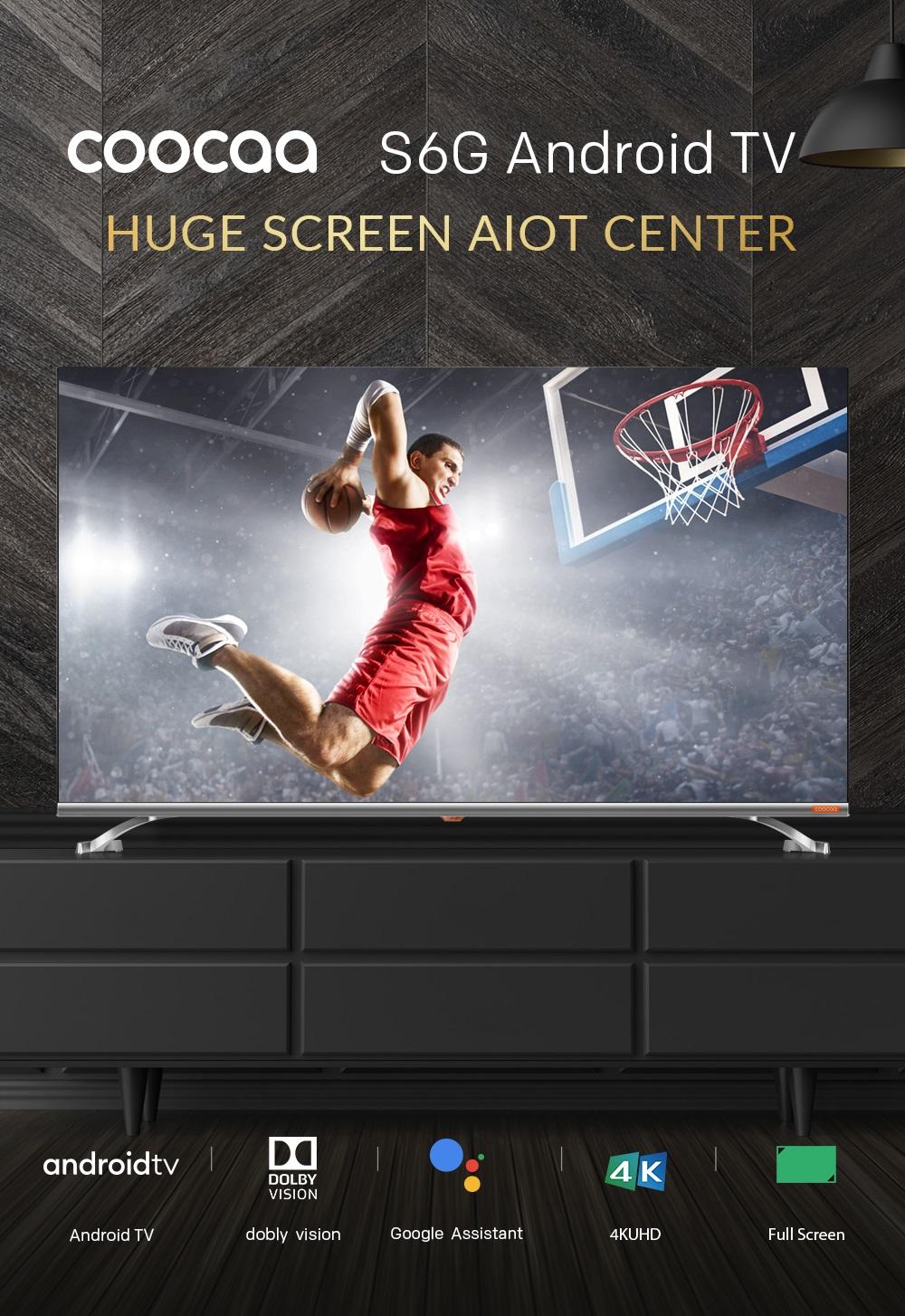 COOCAA Tops Best-seller List of Smart TVs on Lazada Ramadan Sale