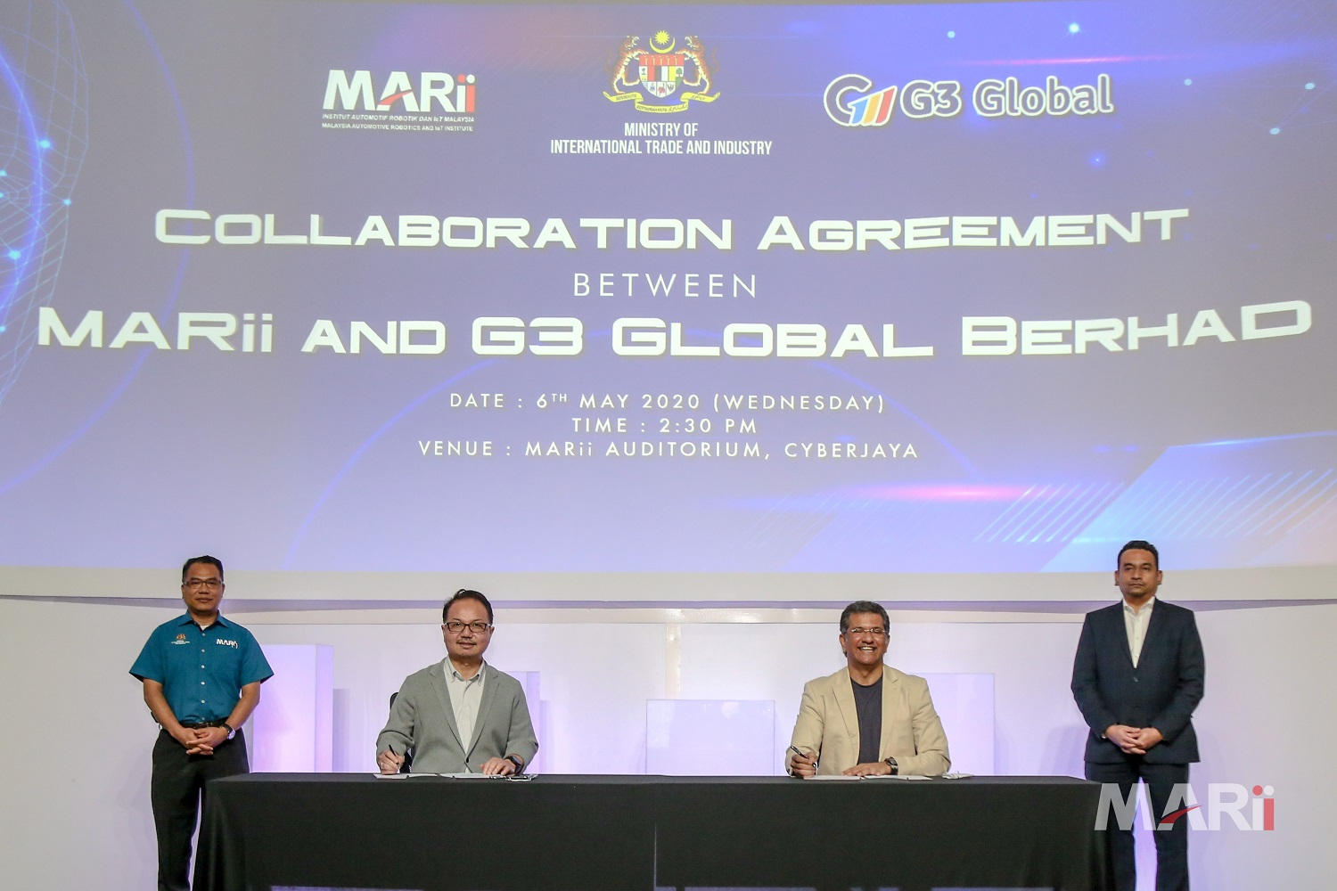 G3 Global Partners With MARii to Help Overcome COVID-19 Challenges