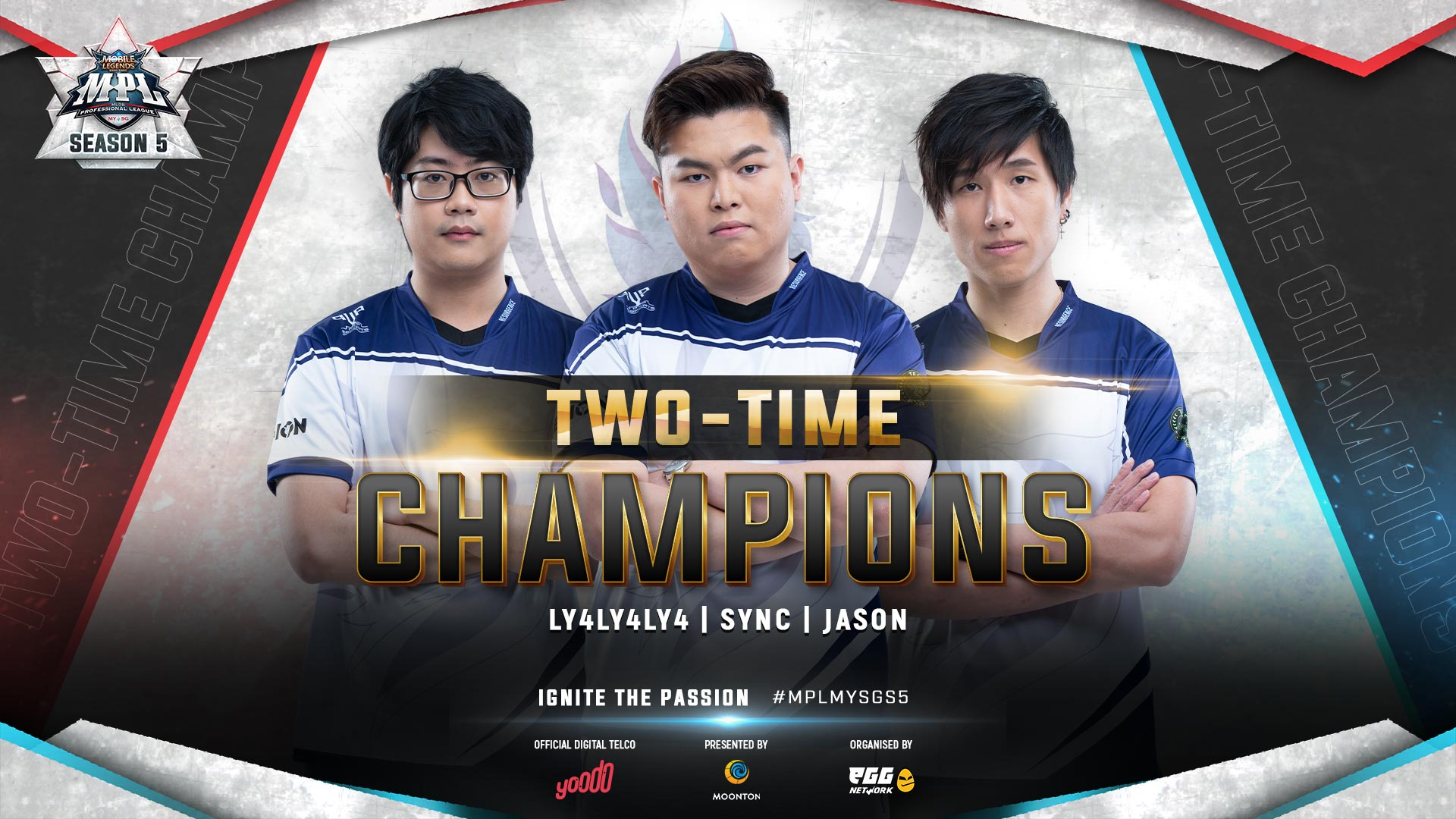 Resurgence Crowned Champions of Mobile Legends: Bang Bang Professional League MY/SG Season 5