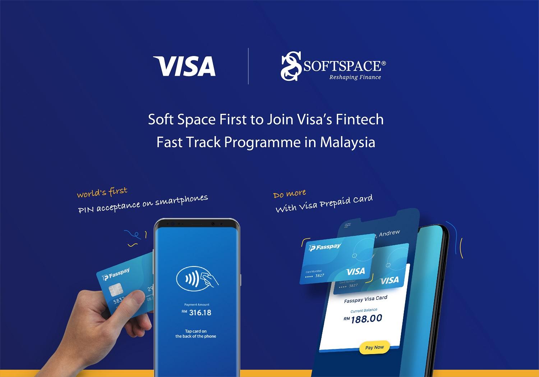 Visa's Fintech Fast Track program