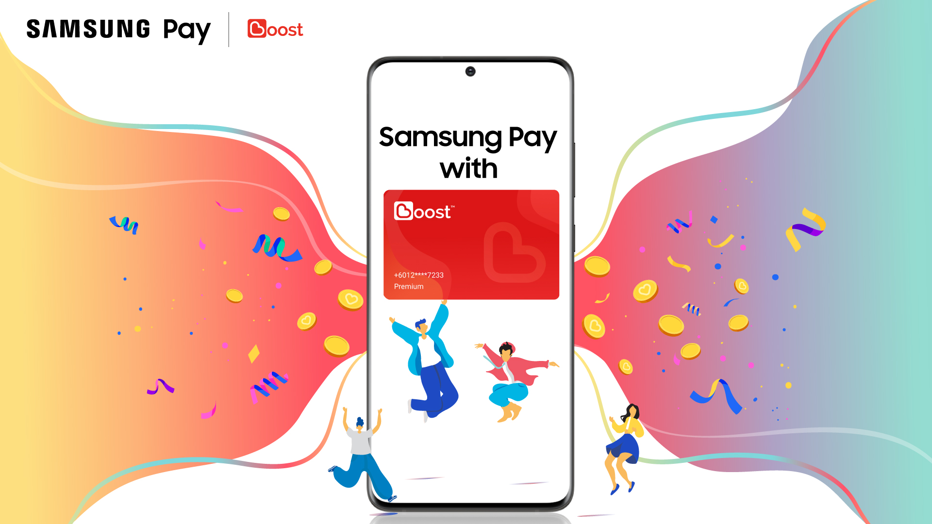 Samsung Pay Drives Cashless Convenience Forward With Boost