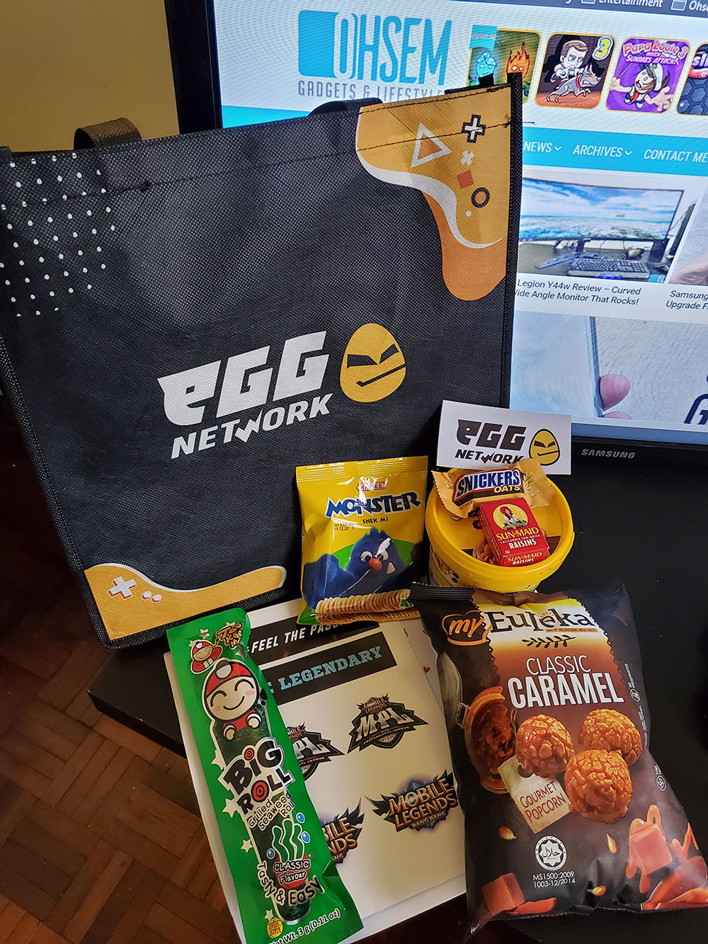 Thank you Hexa Communications and eGG Network