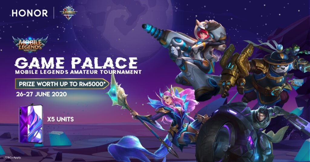 HONOR Game Palace Tournament Returns for The Second Year