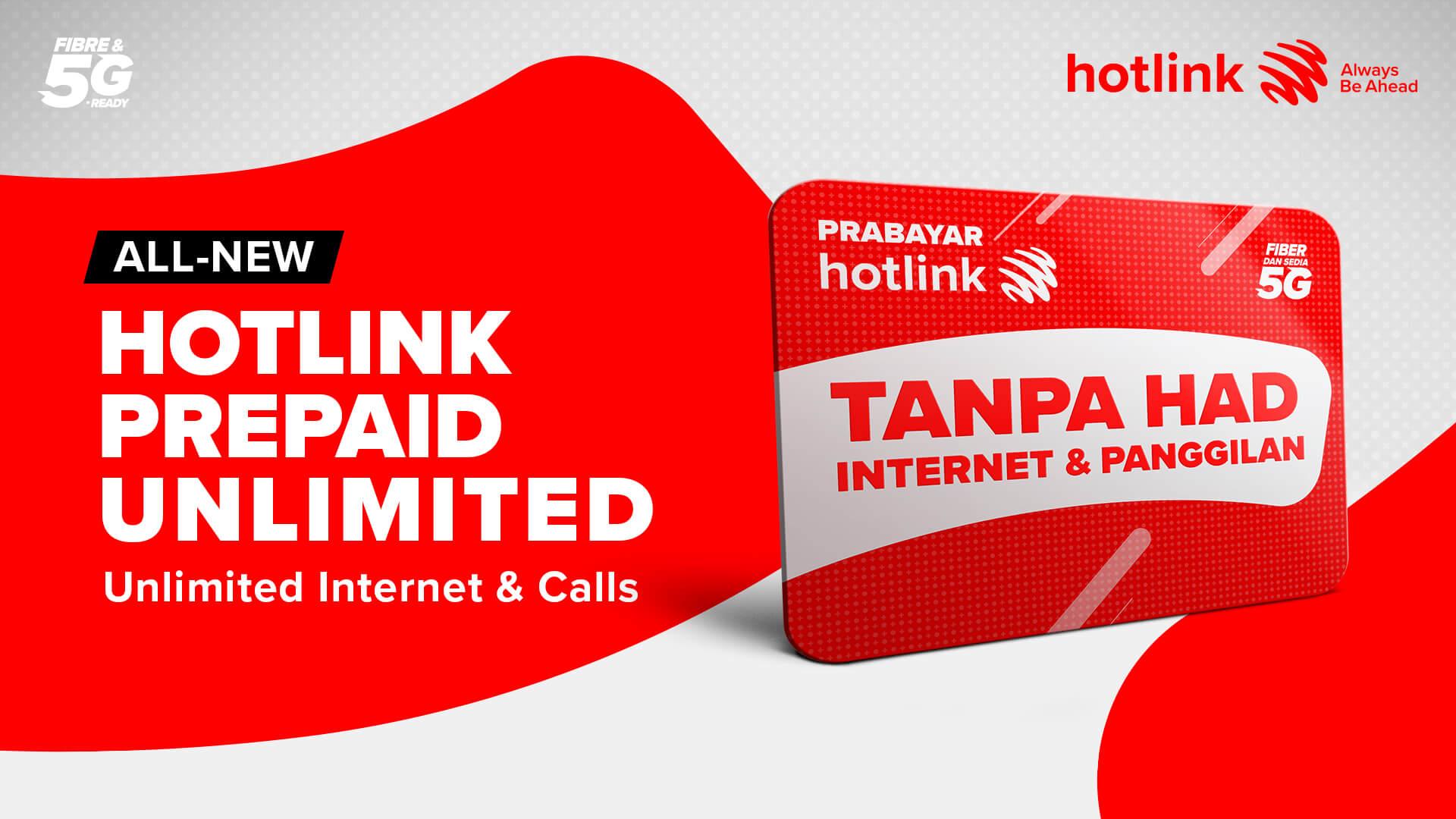 Maxis Hotlink Prepaid