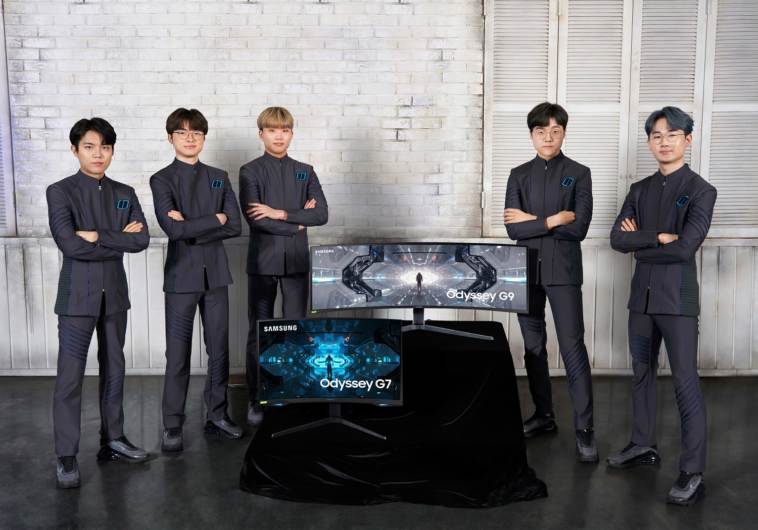 Samsung Teams Up with Global Esports Organization T1