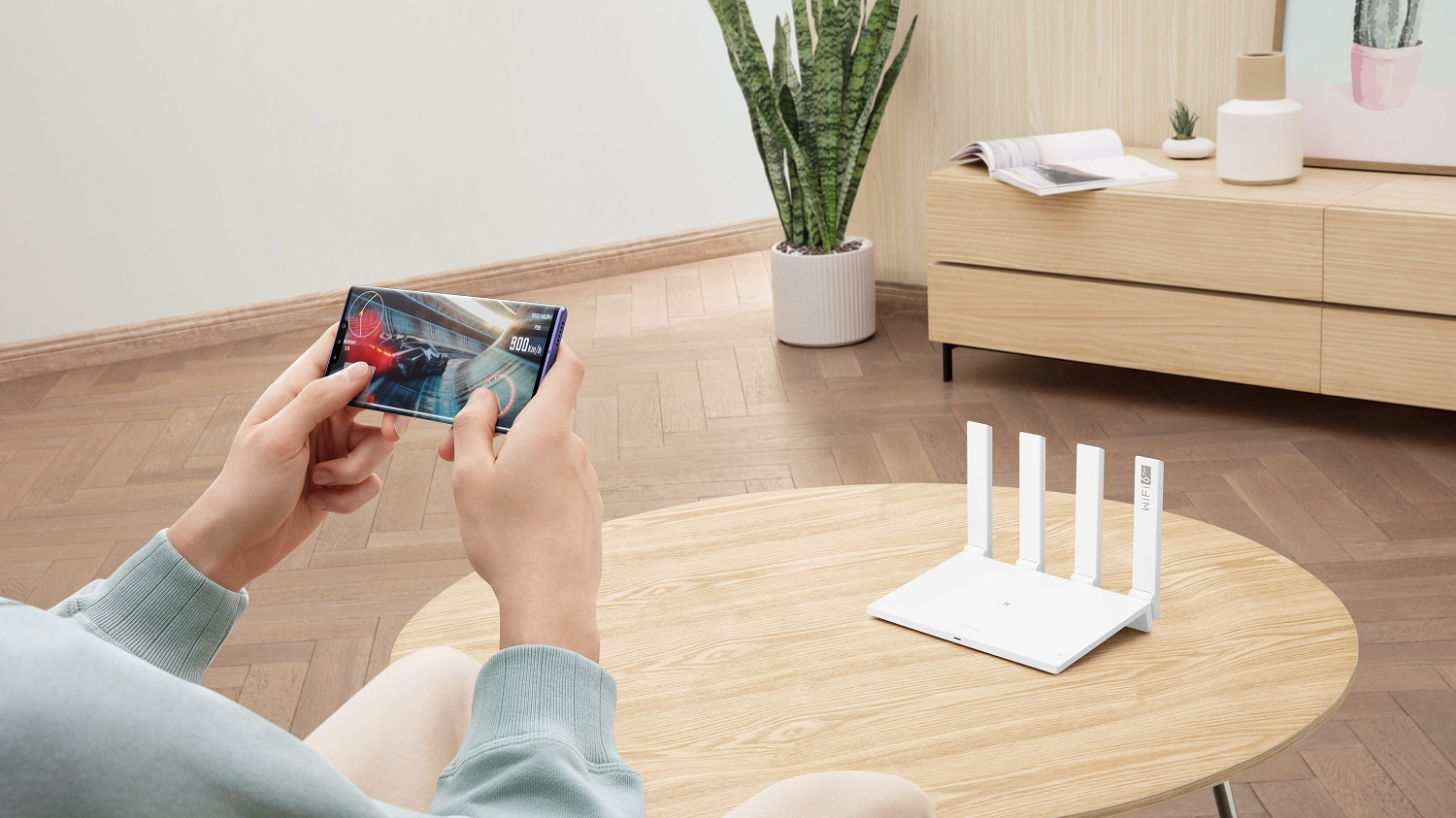 HUAWEI Unveils the New WiFi AX3 Featuring Gigahome Quad-core and Wi-Fi 6 Plus