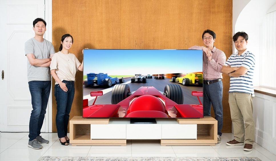 Experts Explain How Samsung Optimized QLED TVs for Next-Level Gaming