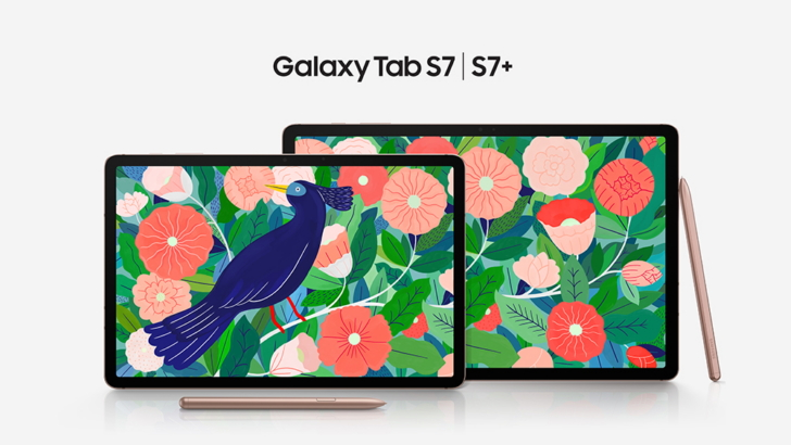 Meet Galaxy Tab S7 and S7+: Your Perfect Companion for Work, Play and More
