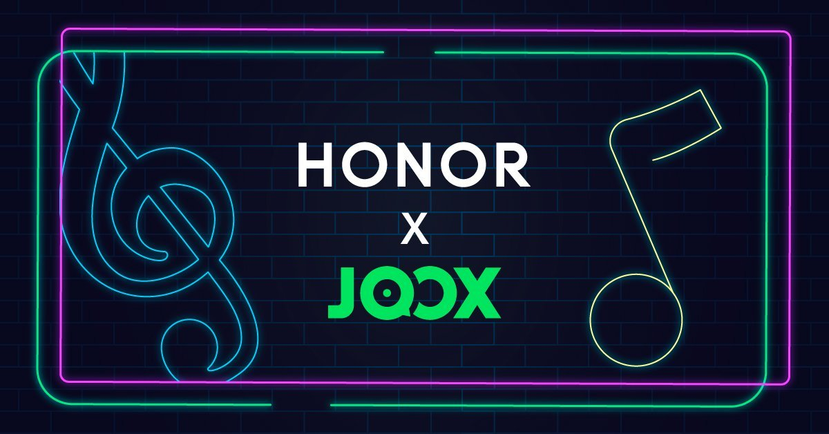 HONOR Malaysia Announces Partnership with JOOX