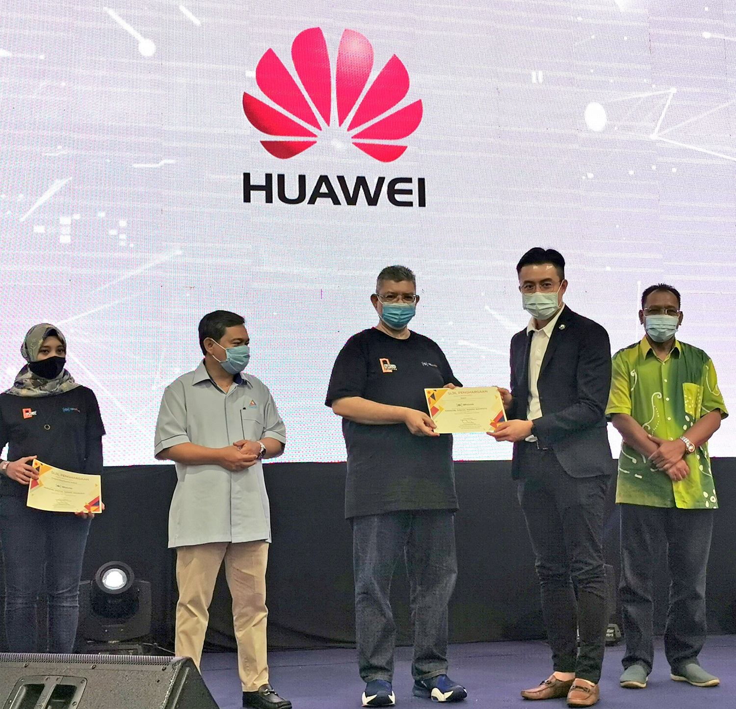 Huawei Malaysia Launches TECH4ALL Remote Education to Bridge Digital Divide