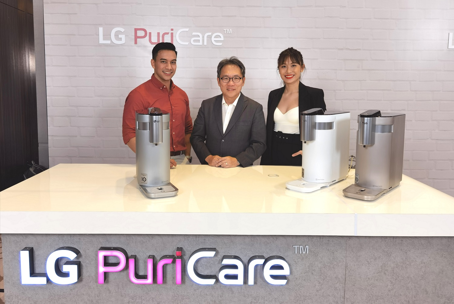 LG Electronics Launched LG PuriCare™ 4-WARD Tankless Water Purifier