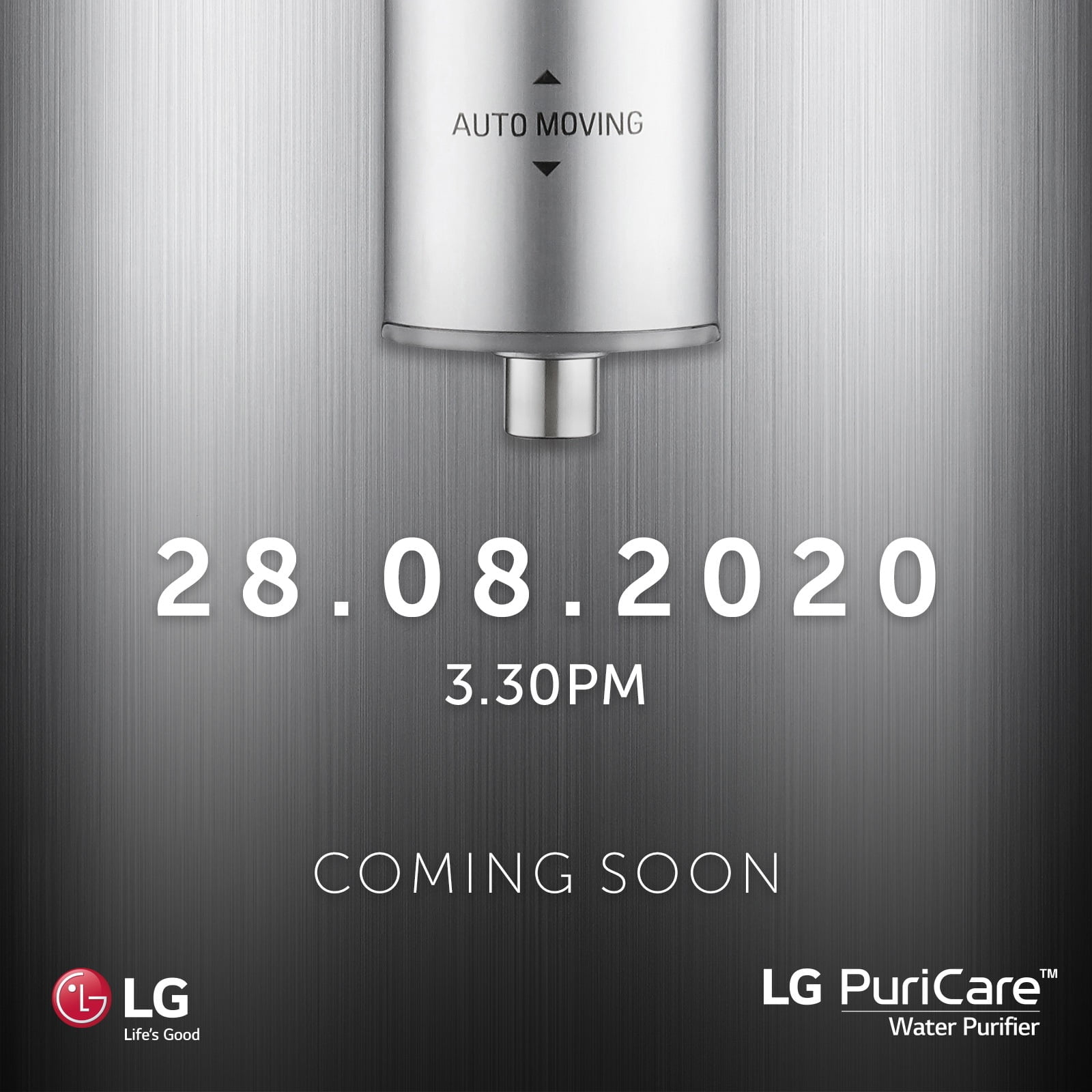 Moving 4-WARD With LG PuriCare™