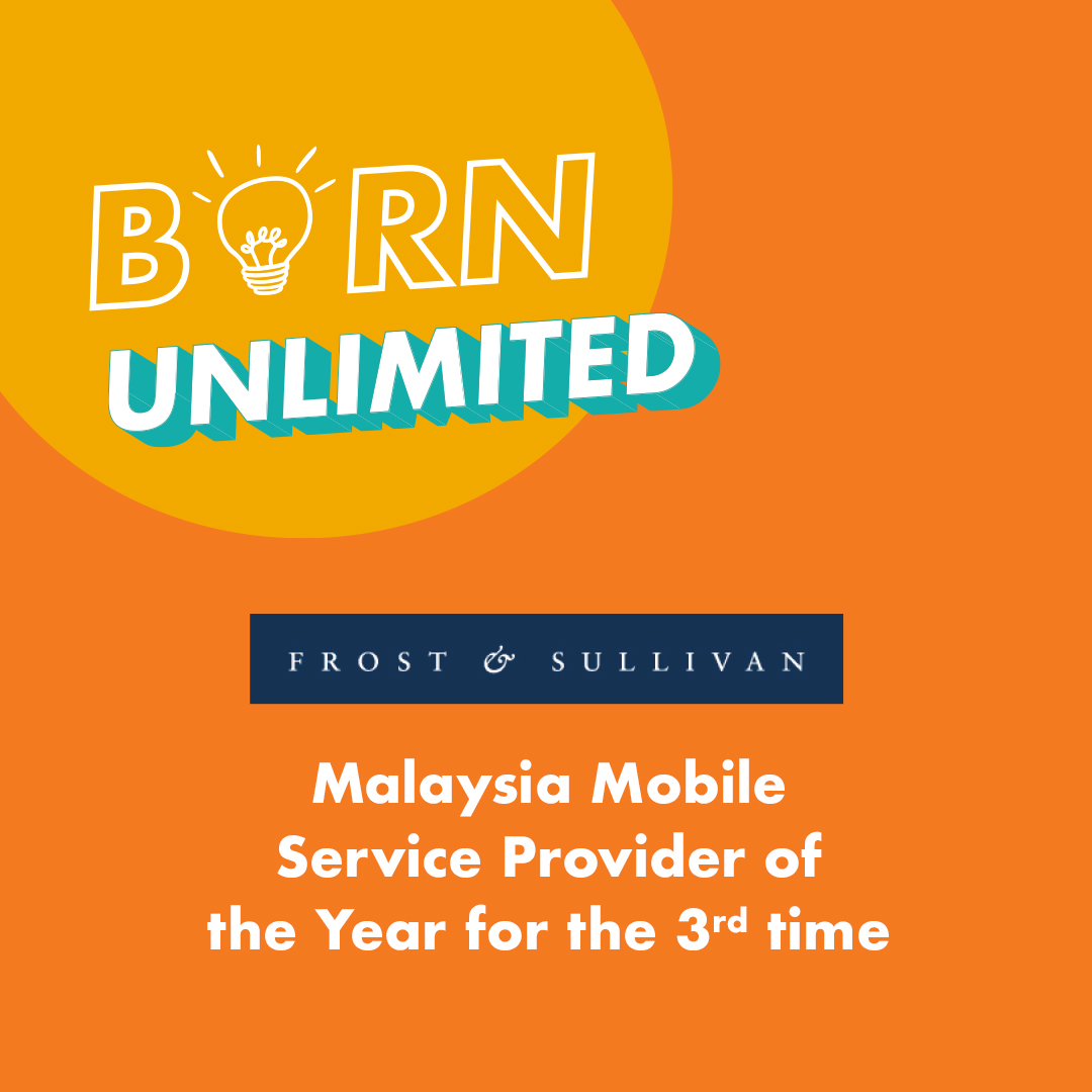 U Mobile Named Mobile Service Provider of the Year Again
