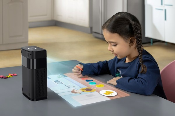 Hachi Infinite M1, the First-Ever AI-Powered Interactive Touchscreen Projector, Launches on Amazon
