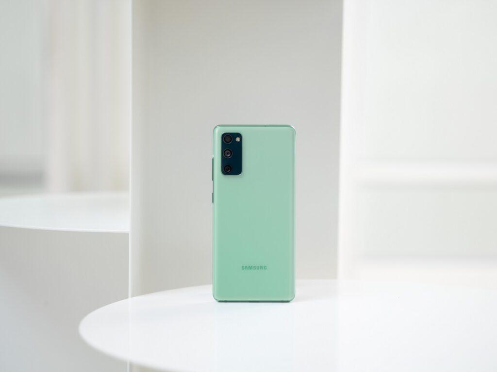Unveiling Samsung Galaxy S20 FE