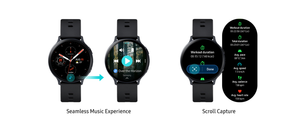 New Software Updates Enable Galaxy Watch Active2 Users To Live Healthier